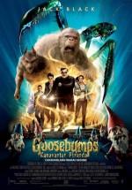 Goosebumps:Canavarlar Firarda Türkçe Dublaj İzle