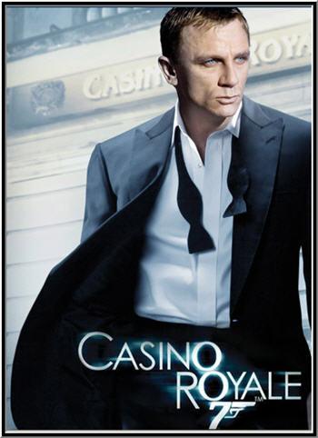 James Bond : Casino Royale   720p ( Türkçe Dublaj ) HD İzle