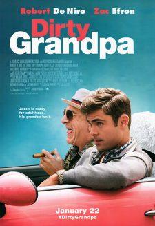 Çılgın İhtiyar — Dirty Grandpa 2016 Türkçe Altyazılı 1080p Full HD izle