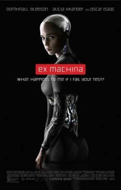 Ex Machina 2015 Türkçe Dublaj izle