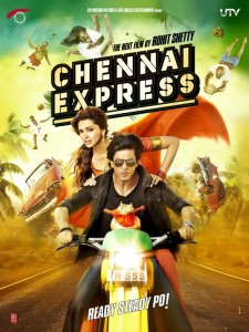 Aşk Treni, Chennai Express 2013 Türkçe Dublaj 1080p Full HD İzle