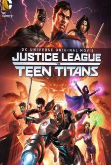 Adalet Birliği: Genç Titanlara Karşı — Justice League vs. Teen Titans 2016 Türkçe Dublaj 1080p HD izle