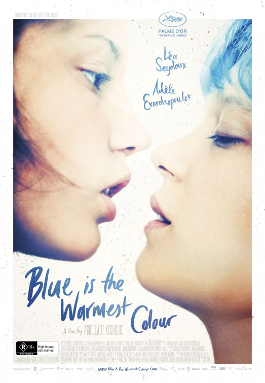 Mavi En Sıcak Renktir – La vie d'Adèle izle