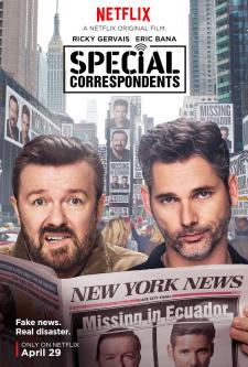 Special Correspondents 2016 Türkçe Altyazılı 1080p Full HD izle