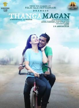 Thanga Magan 2015 Türkçe Altyazılı 1080p Full HD İzle
