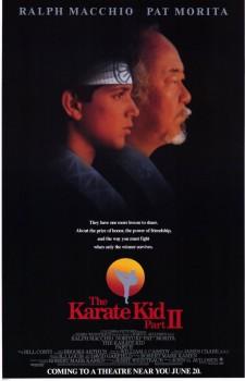 Karateci Çocuk 2 — The Karate Kid 2 1986 Türkçe Dublaj 1080p Full HD izle