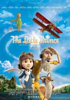 Küçük Prens — The Little Prince 2015 3D Türkçe Dublaj 1080p Full HD İzle