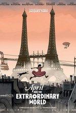 Olağanüstü Dünya – Avril et le monde truque – HD