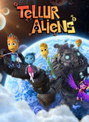 Tellur Aliens HD izle Türkçe Dublaj 2016 Animasyon Film