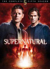 Supernatural 5. Sezon