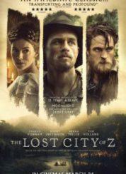 Kayıp Şehir Z The Lost City of Z FullHD film izle