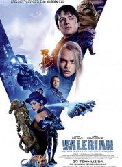 Valerian ve Bin Gezegen İmparatorluğu Full HD İzle