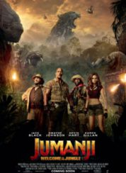 Jumanji Vahşi Orman Jumanji Welcome to the Jungle Full HD İzle